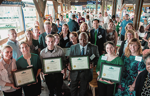 2015 Maryland Green Registry Award Winners
