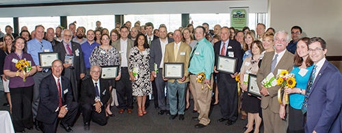 2016 Maryland Green Registry Leadership Awards Winners