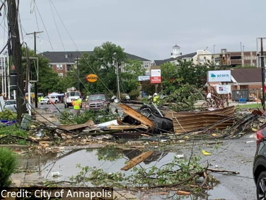 Credit: City of Annapolis -- Annapolis, Maryland 9.1.21