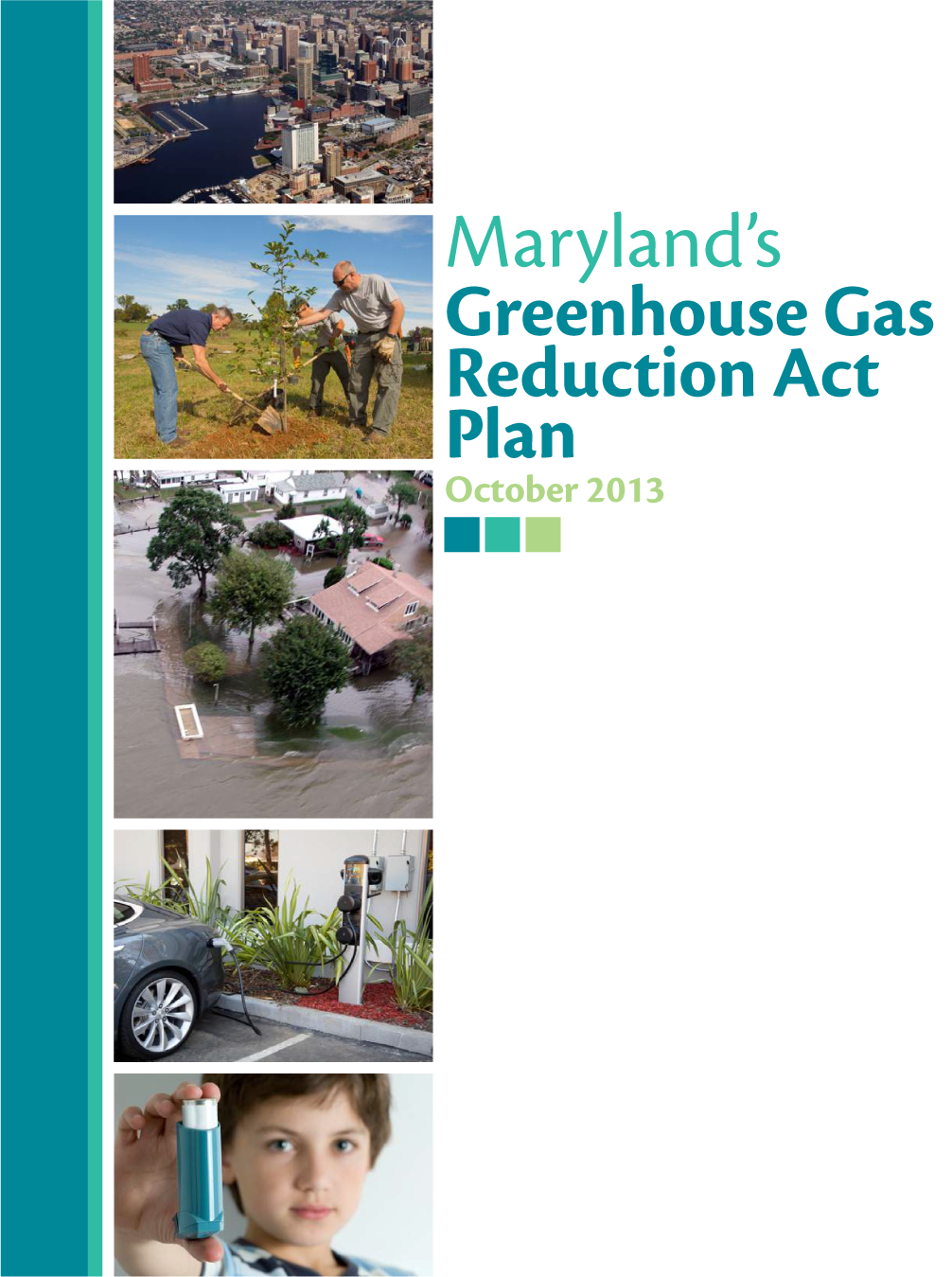 Cover page link to 2012 GGRA Plan