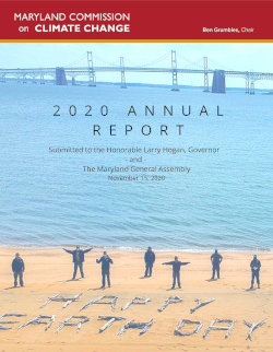 Cover MCCC Annual Report 2020