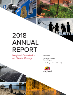 """Cover image link to 2018 MCCC Annual Report"