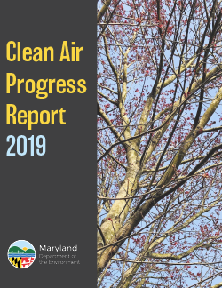 Link to Clean Air Progress Reports web page