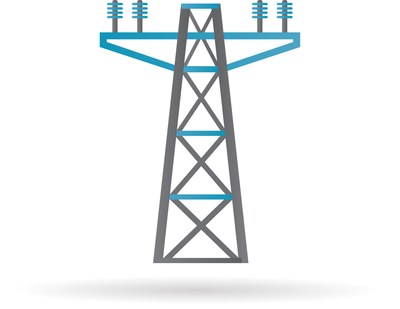 Transmission line graphic