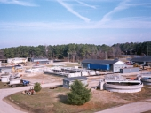 Picture of a Maryland Waste Water Treatment Plant