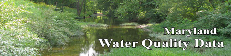 Maryland Water Quality Data