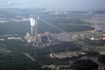 Brandon Shores Power Generating Facility