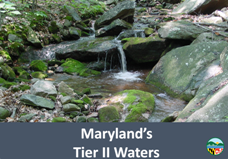Maryland's Tier II High Quality Waters