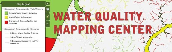 Water Quality Mapping